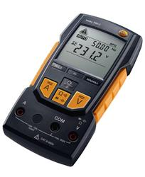 Menuknop Multimeters
